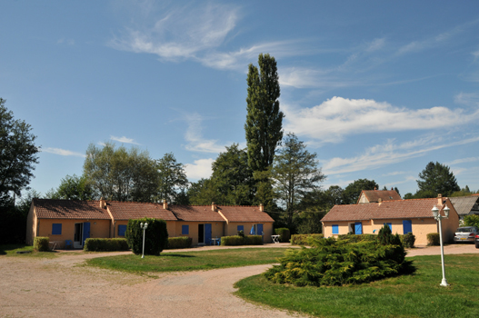 Huur accommodatie op camping des Bains