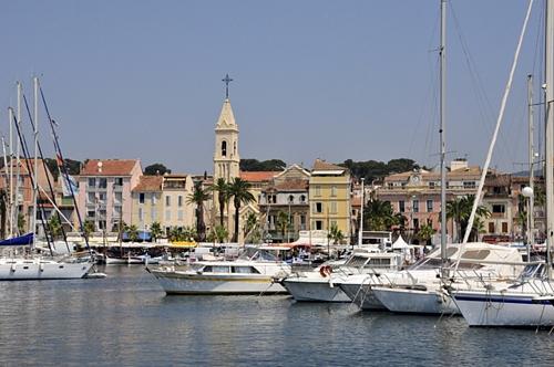 Vakantie ervaringen van mieke en leo - Camping port d alon saint cyr sur mer ...